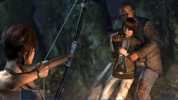 Tomb Raider erntet Bestnoten in Tests. Tomb Raider (Quelle: Square Enix / Crystal Dynamics)