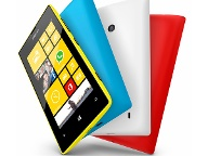 Nokia Lumia 520 (Quelle: Hersteller)