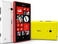 Nokia Lumia 720 (Quelle: Hersteller)
