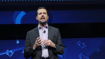 Andrew House auf dem Playstation Meeting 2013 (Quelle: dpa)