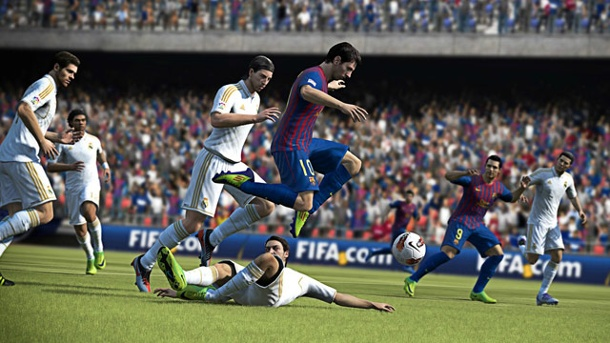 Fifa 14: Enthüllung in Madrid schon morgen?. Fifa 13 (Quelle: Electronic Arts)