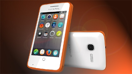 Alcatel One Touch Fire, das erste Firefox-Smartphone (Quelle: Hersteller)