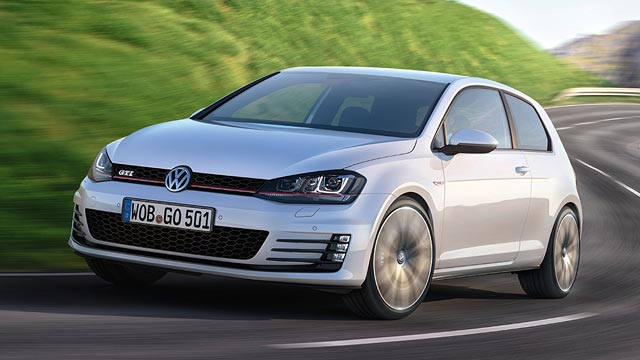 VW Golf 7 GTI: Erste Fotos und Infos der Kompaktklasse