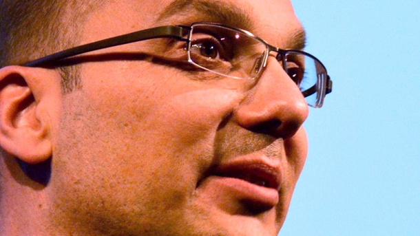 MWC: Google warnt Samsung vor Android-Konkurrent Tizen. Googles Android-Chef Andy Rubin. (Quelle: imago/AFLO)