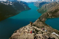 Fjellnorwegen ist Norwegens Reich der Nationalparks. (Quelle: Mathias Østveng/visitnorway.com)