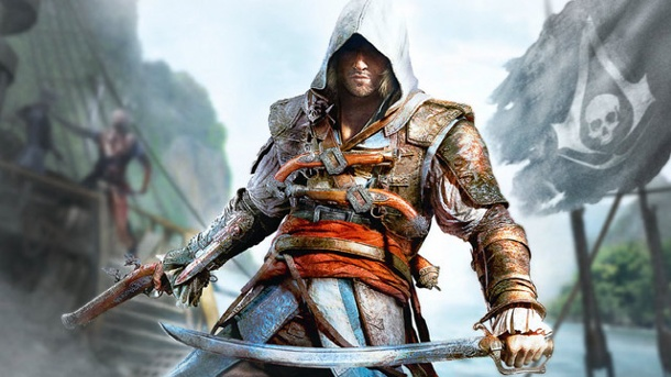 Assassin's Creed 4: Ubisoft setzt voll auf den neuen PS4-Controller. Assassin's Creed 4: Black Flag (Quelle: Ubisoft)