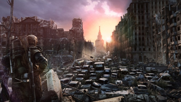 Metro: Last Light - Ego-Shooter erreicht Gold-Status. Metro: Last Light (Quelle: Deep Silver)