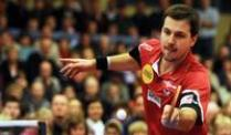 Timo Boll hat das Finale bei den deutschen Meisterschaften verloren.