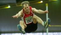 Christian Reif sprang in Göteborg auf 8,07 Meter.