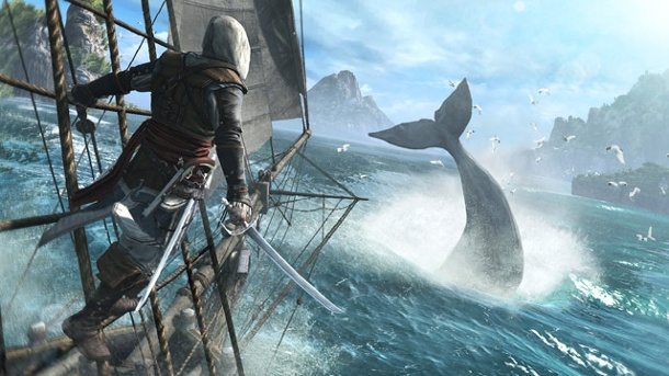 Assassin's Creed 4: Release-Termine für PC, PS4, Xbox One und Wii U stehen fest. Assassin's Creed 4: Black Flag (Quelle: Ubisoft)