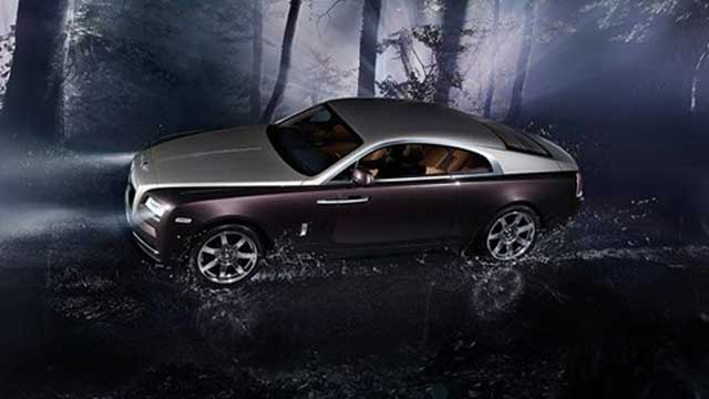 Rolls-Royce Wraith: Luxus-Coupé nimmt Bentley Continental ins Visier