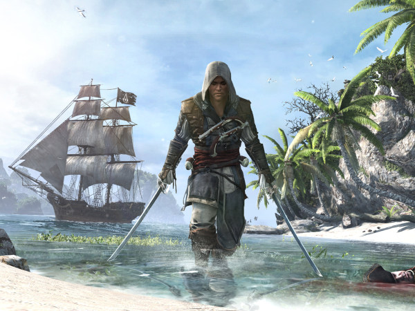 Assassin's Creed 4: Black Flag (Quelle: Ubisoft)