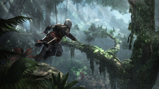 Assassin's Creed: Keine Samurai im fünften Teil. Assassin's Creed 4: Black Flag (Quelle: Ubisoft)