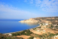 Pissouri Bay auf Zypern. (Quelle: Thinkstock by Getty-Images)