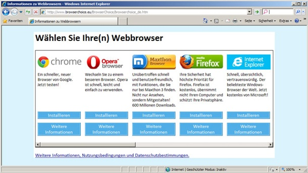t-online browser windows 7