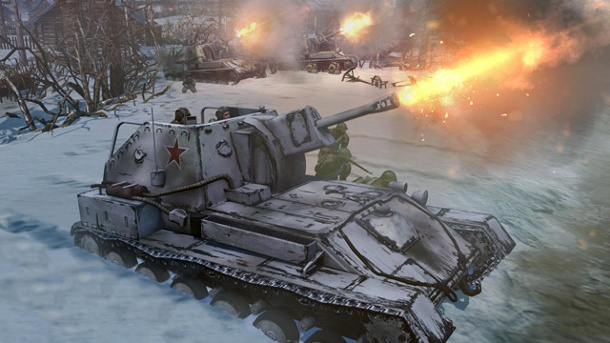 Company of Heroes 2: Petition stoppt Verkauf in Russland. Company of Heroes 2. (Quelle: Sega)