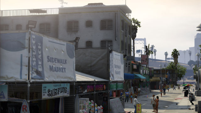 GTA 5: Erster Bildschirmschoner steht zum Download bereit