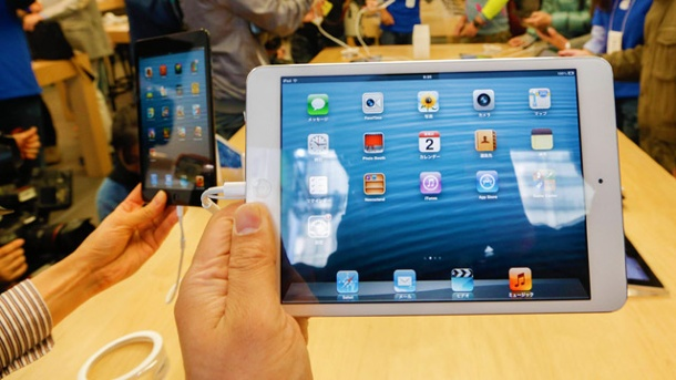 iPad mini 2 mit Retina-Display doch im Oktober?. Apple iPad mini. (Quelle: imago/AFLO)
