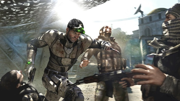 """Splinter Cell: Blacklist"": Special Editions vorgestellt. Splinter Cell: Blacklist (Quelle: Ubisoft)"