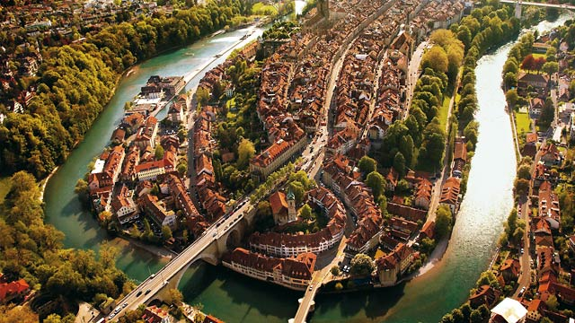 Bern: Das Tor zur Schweiz und den Alpen