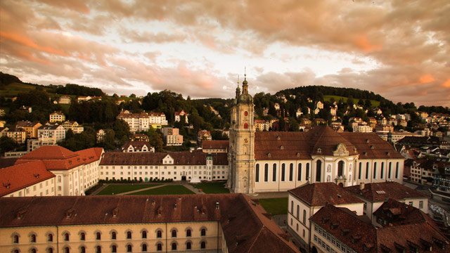 St. Gallen: Kultur von Weltformat