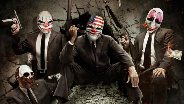 Payday 2 kommt im August fr PS3,  Xbox 360 und PC