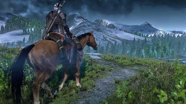 """The Witcher 3: Wilde Jagd"": So spielt sich der nächste Geralt. The Witcher 3: Wilde Jagd (Quelle: CD Projekt Red)"