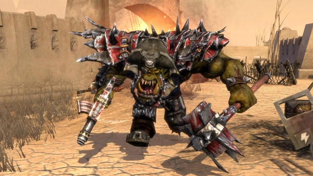 "Entwickler Relic zeigt großes Interesse an ""Dawn of War 3"". Warhammer 40.000: Dawn of War 2 (Quelle: THQ)"