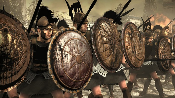 """Total War: Rome 2"": Let's Play-Video zeigt 15 Minuten Gameplay. Total War: Rome 2 (Quelle: Sega)"