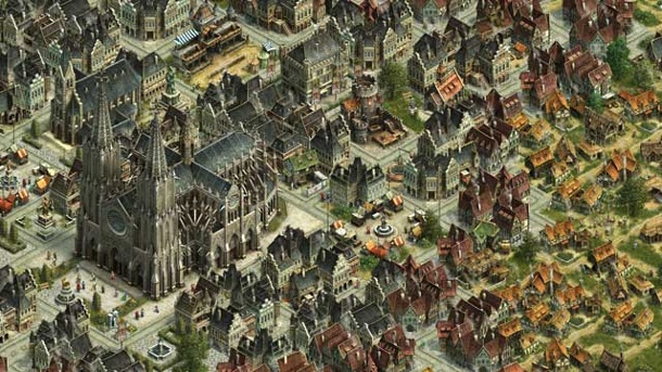 Anno Online: Das Browser-Strategiespiel in der Vorschau. Anno Online - Ubisofts Strategiehit als Browsergame (Quelle: Ubisoft)