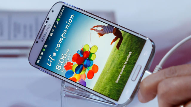 Samsung Galaxy S4: Der neue Rivale des Apple iPhone 5S