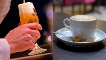 Alkoholkonsum: Die Deutschen trinken Alkohol wie Kaffee. (Quelle: dapd)