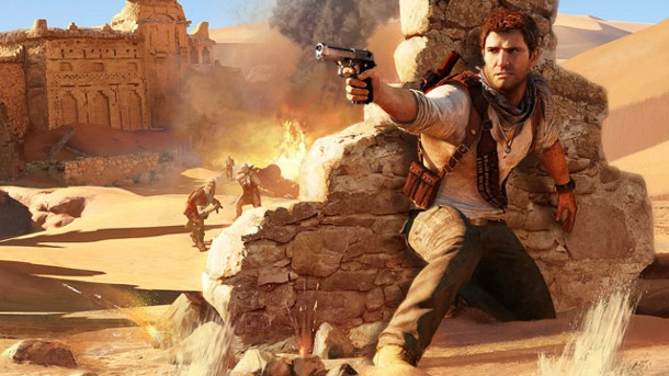 PS4: Uncharted-Trilogie kommt als HD-Remaster. Uncharted 3 (Quelle: Naughty Dog / Sony)