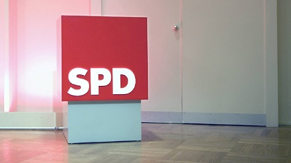 Umfragen: SPD im Aufwind (Quelle: imago/IPON)