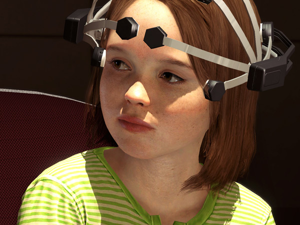 Beyond: Two Souls (Quelle: Sony)