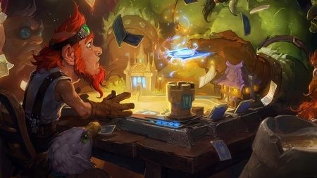 Hearthstone: Heroes of Warcraft (Quelle: Blizzard)