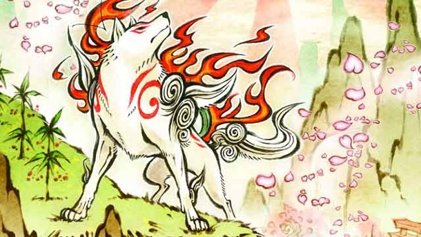 Playstation Plus: Sony gibt Inhalte für April bekannt. Okami HD (Quelle: Capcom)