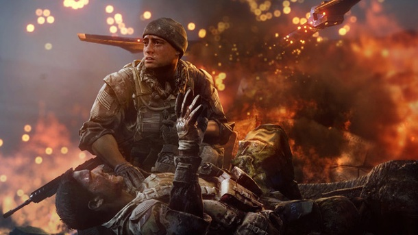 Dice: Battlefields Hauptkonkurrent ist nicht Call of Duty. Battlefield 4 (Quelle: EA)