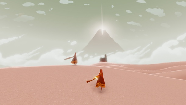 Journey: Collector's Edition jetzt in Europa erhältlich. Journey (Quelle: Sony)