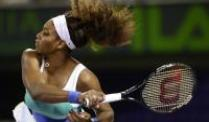 Traumfinale Williams gegen Scharapowa. Serena Williams fegte in Miami Agnieszka Radwanska vom Platz.