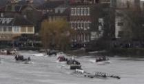 159. Boat Race: Oxford besiegt Cambridge. Oxford hat sich im 159.