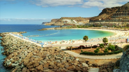 Strand von Gran Canaria. (Quelle: Thinkstock by Getty-Images)