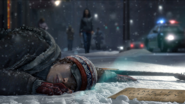 Beyond: Two Souls - Emotionen statt Explosionen
