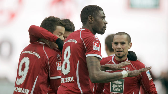 Kaiserslautern berholt 1. FC Kln