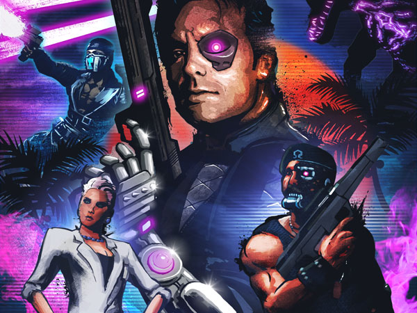 Far Cry 3: Blood Dragon Ego-Shooter von Ubisoft für PC, PS3 und Xbox 360 (Quelle: Ubisoft)