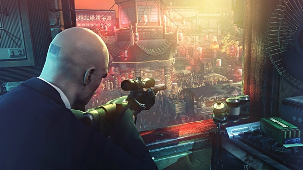 "Playstation Plus: ""Hitman: Absolution"" ab 1. Mai kostenlos. Hitman: Absolution (Quelle: Square Enix)"