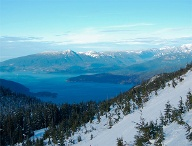 Stadtberg von Vancouver: Cypress Mountain. (Quelle: Thinkstock by Getty-Images)
