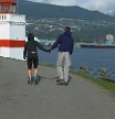 Inline-Skaten auf der Seawall im Stanley Park in Vancouver. (Quelle: Thinkstock by Getty-Images)