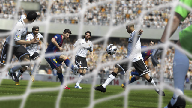 Fifa 14:  Kommentatoren 