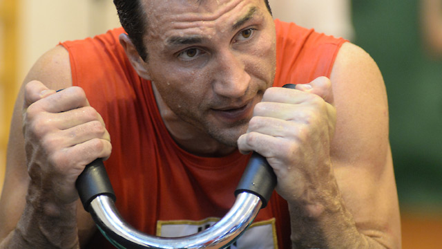 Wladimir Klitschko will zu Olympia